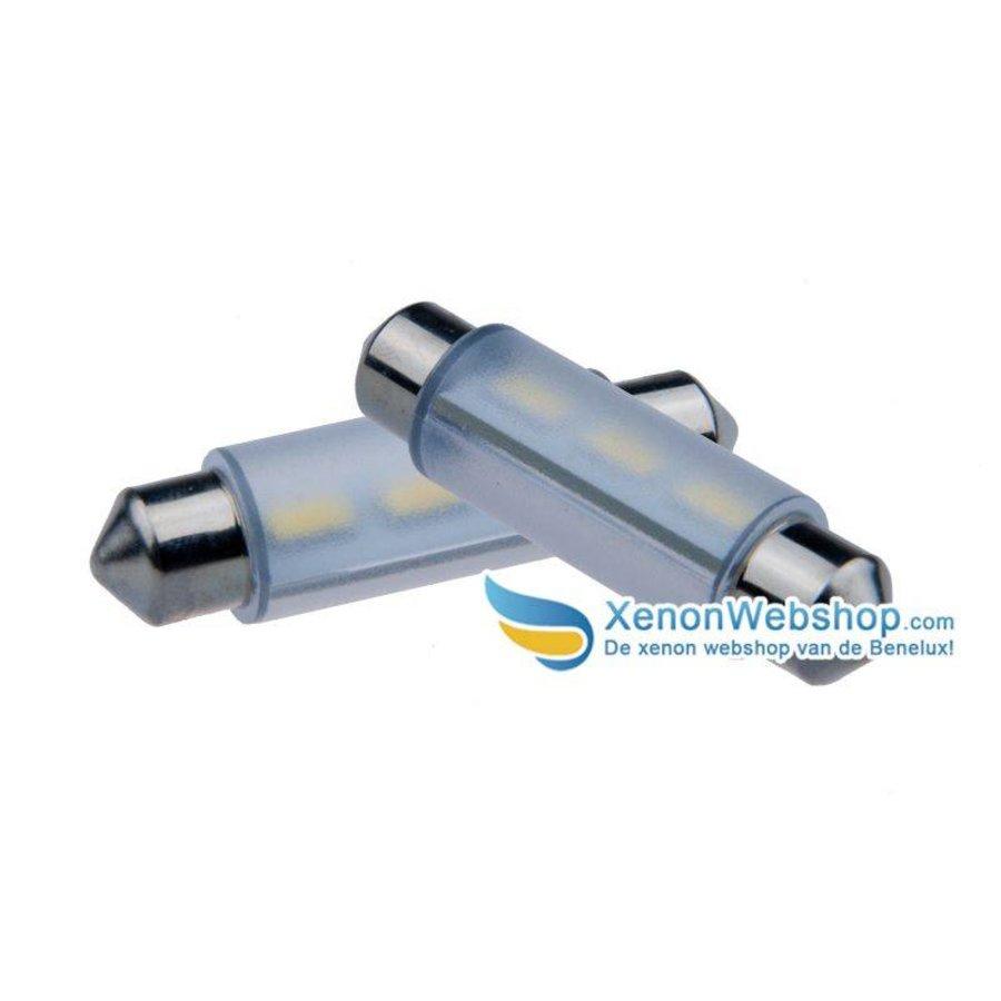 LED 3SMD C5W-1