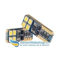 T10 8 SMD Canbus led Gold
