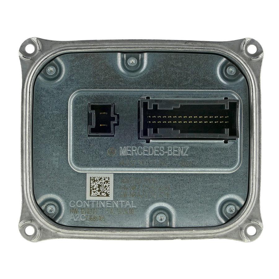 Mercedes A2129005324 - A2129008224 Led module-1