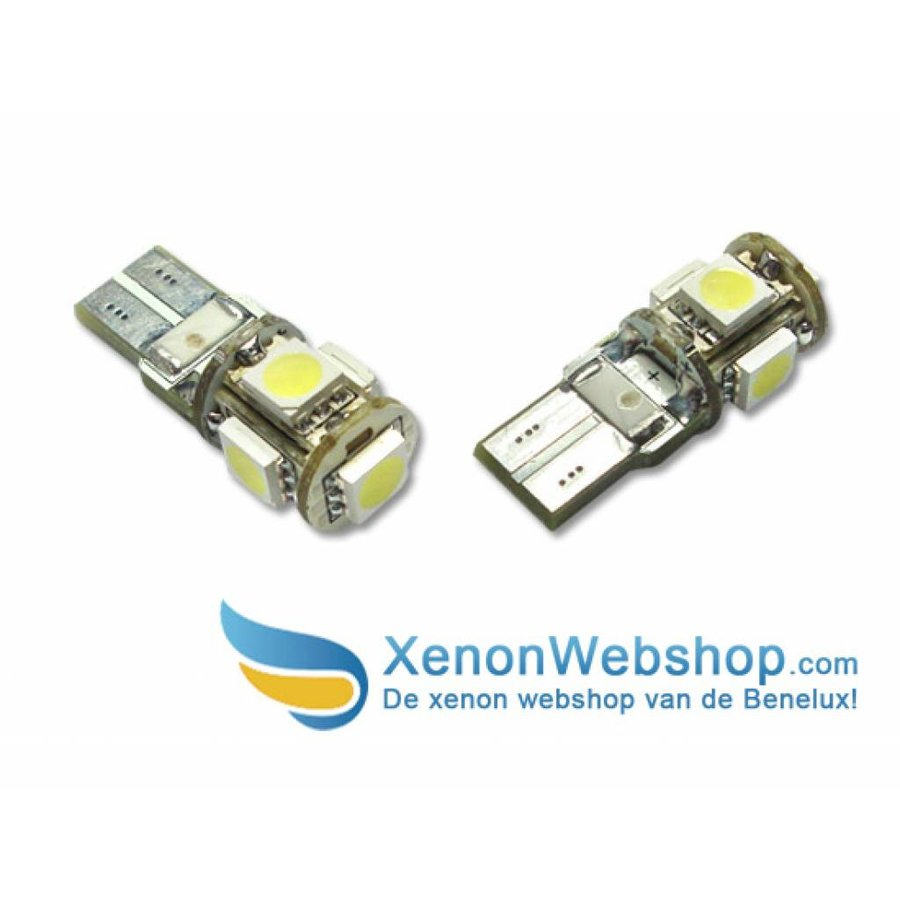 T10 5 SMD Canbus led-1