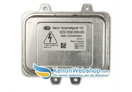 Xenon ballast Saab 9-3 11-2007 tot 08-2011 12767670