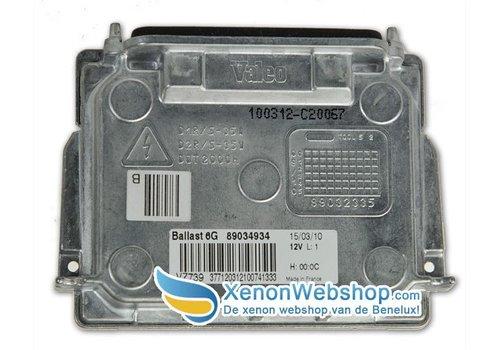 Xenon ballast Renault Megane 12-2008 tot 11-2015