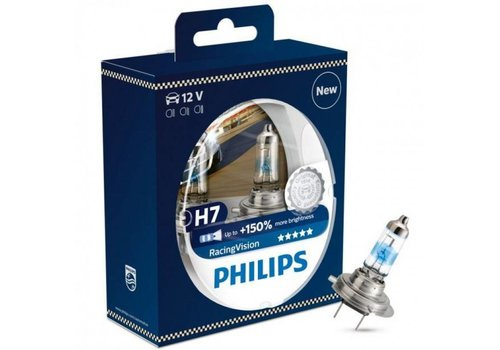 Philips Racing H7 150% Set