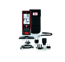 Leica LEICA DISTO S910 LASER AFSTANDSMETER, 300M, 3D-METINGEN, CAMERA, BLUETOOTH, WLAN, DXF DATA CAPTURE