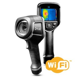 FLIR E6XT WiFi warmtebeeldcamera