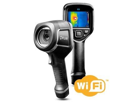 FLIR E6XT WiFi warmtebeeldcamera 240x180 IR pixels