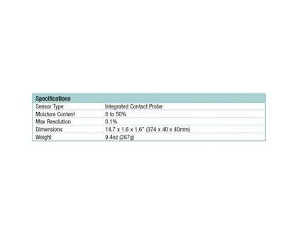 Extech Extech MO750 vochtmeter grond en aarde