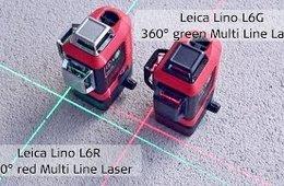 360 graden lasers
