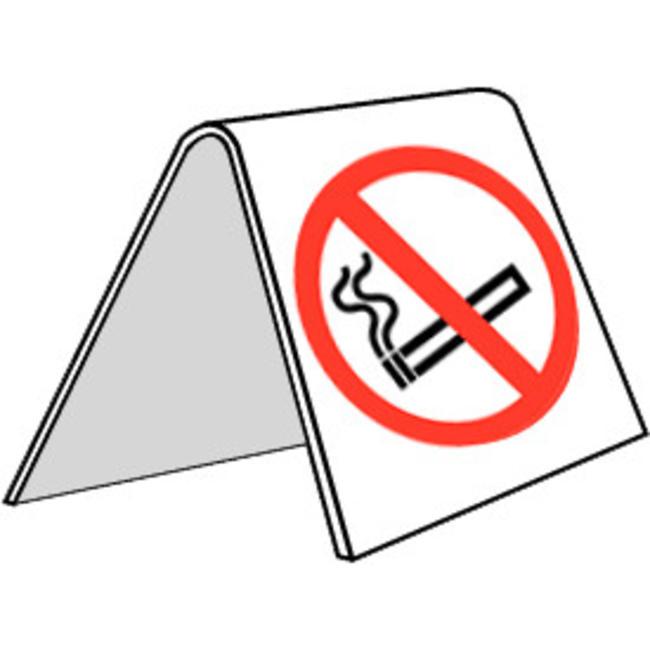 Pikt-o-Norm Veiligheidspictogram verboden te roken