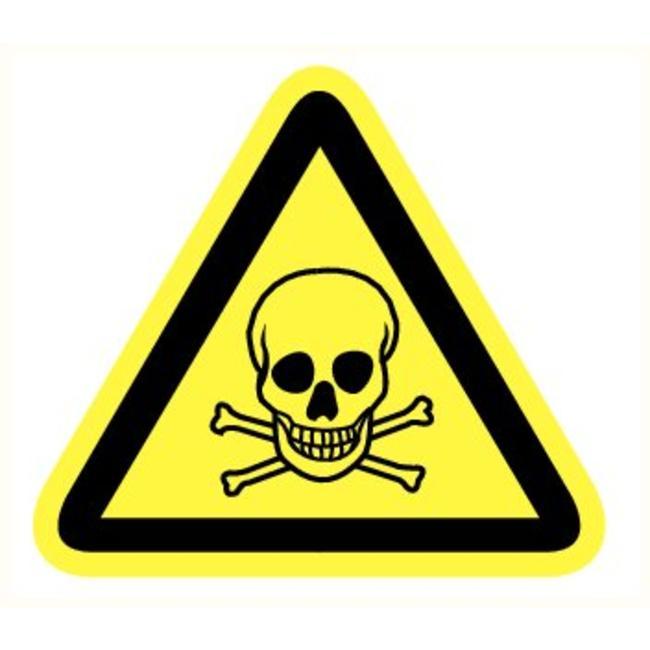 Pikt-o-Norm Pictogram gevaar voor giftige stof
