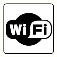 Pikt-o-Norm Pictogram Wifi