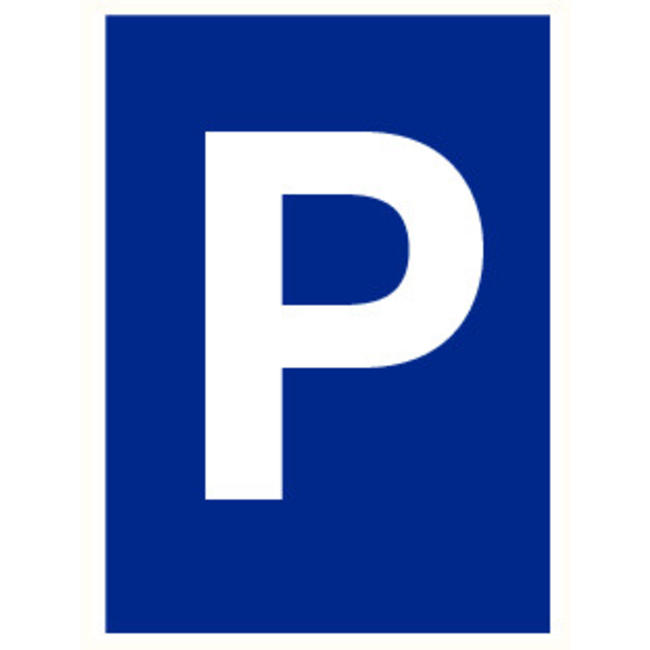 Pikt-o-Norm Pictogram parking