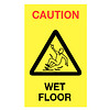Pikt-o-Norm Pictogram staander caution wet floor