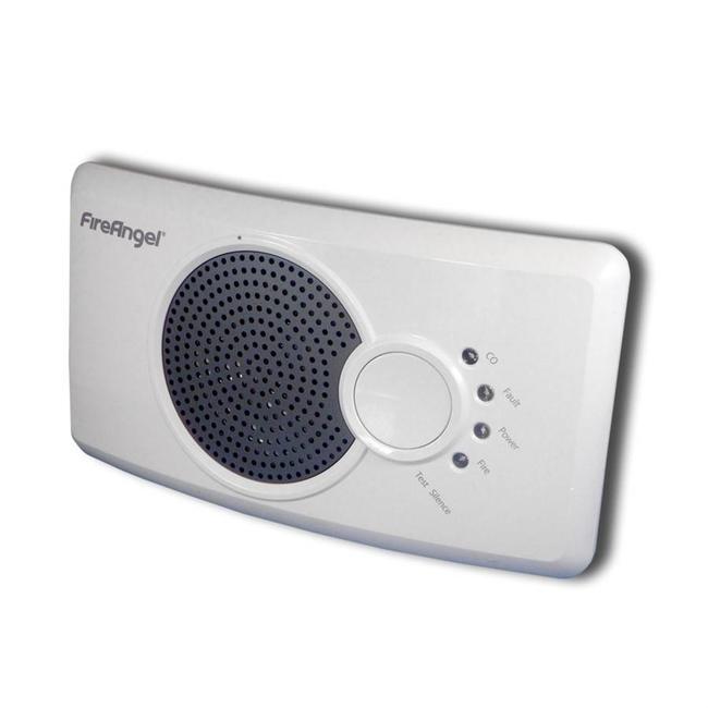 Fire Angel Fire Angel W2-LFS-630  Wi-Safe draadloos koppelbare lage frequentie sirène
