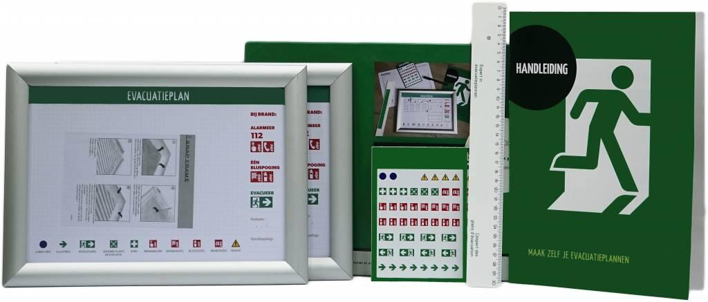 Evacuatieplan starter kit