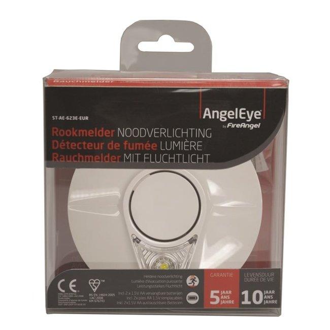AngelEye AngelEye ST-AE-623E-EUR Rookmelder met ontsnappinglicht