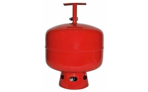Automatische brandblussers (ABC)