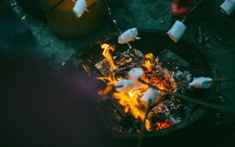Camping/kampeerterrein