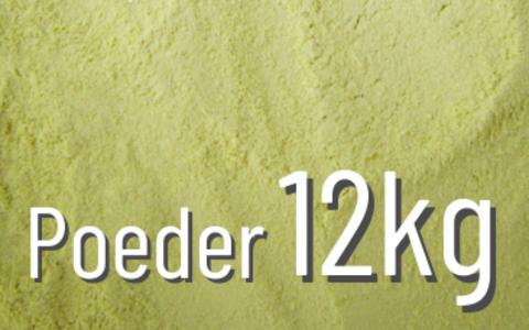 Poederbrandblussers 12kg