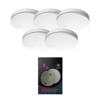 Brandbeveiligingshop Design rookmelder pakket medium
