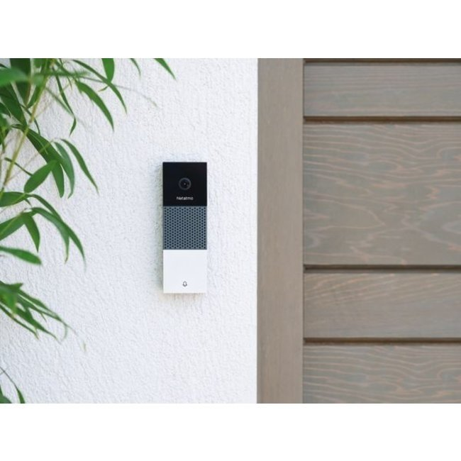 Netatmo Netatmo NA-74-023 slimme video deurbel