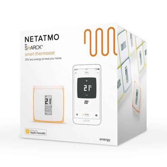 Netatmo Netatmo NA-74-007 slimme draadloze thermostaat