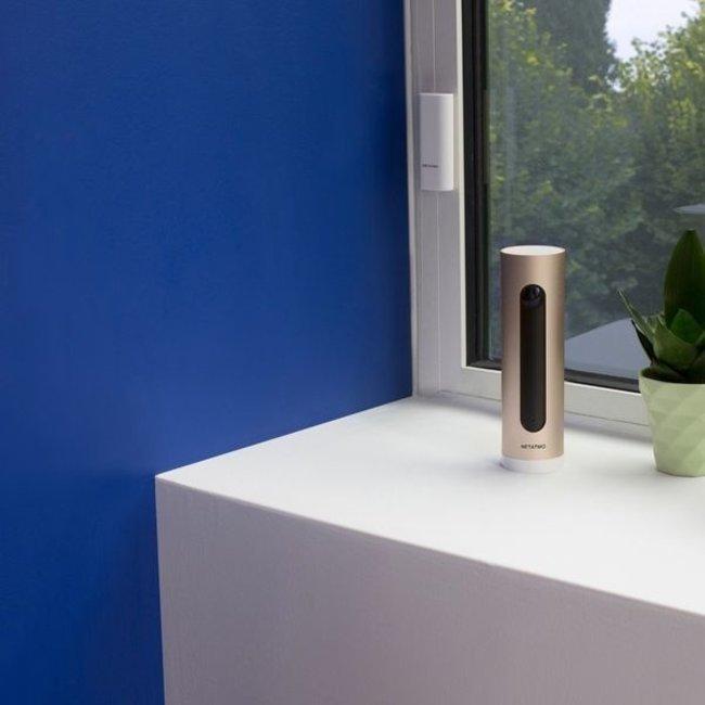 Netatmo Netatmo security pakket Welcome + 3 slimme raam- en deursensoren + slimme sirene