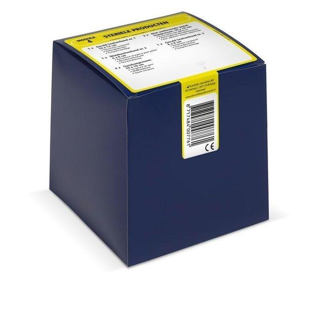 Utermohlen EHBO Bedrijfsverbanddoos A navulling module 4 steriele producten