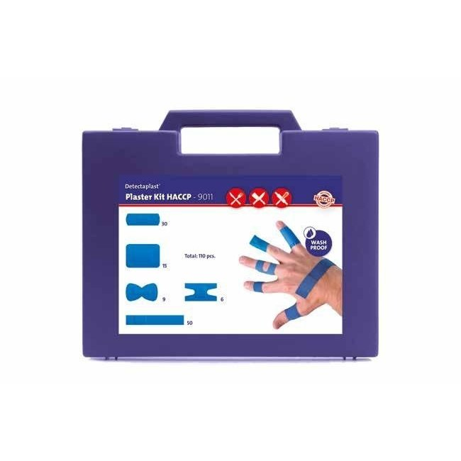 Detectaplast Detectaplast pleister kit waterbestendig HACCP