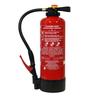Brandbeveiligingshop Schuim-vetbrandblusser 6l ECO/BIO met BENOR-label (ABF) intern drukpatroon