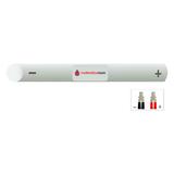 NiCd 6.0V /1500 mAh Sub C-cel noodverlichting accu stick