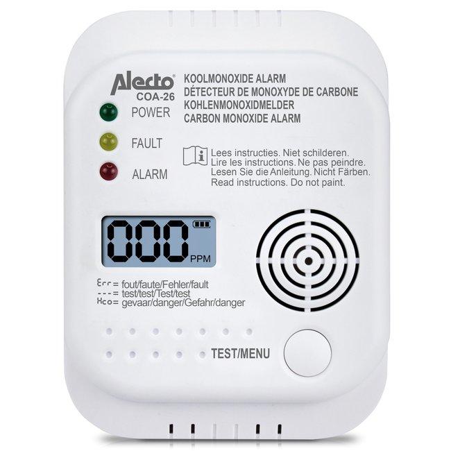Alecto Alecto COA-26 CO-melder