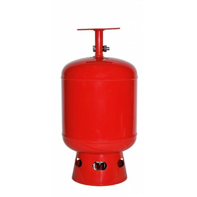 Brandbeveiligingshop Automatische plafond poederbrandblusser 6kg (ABC)