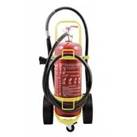 Brandbeveiligingshop Bluswagen schuim 25l (AB) permanente druk
