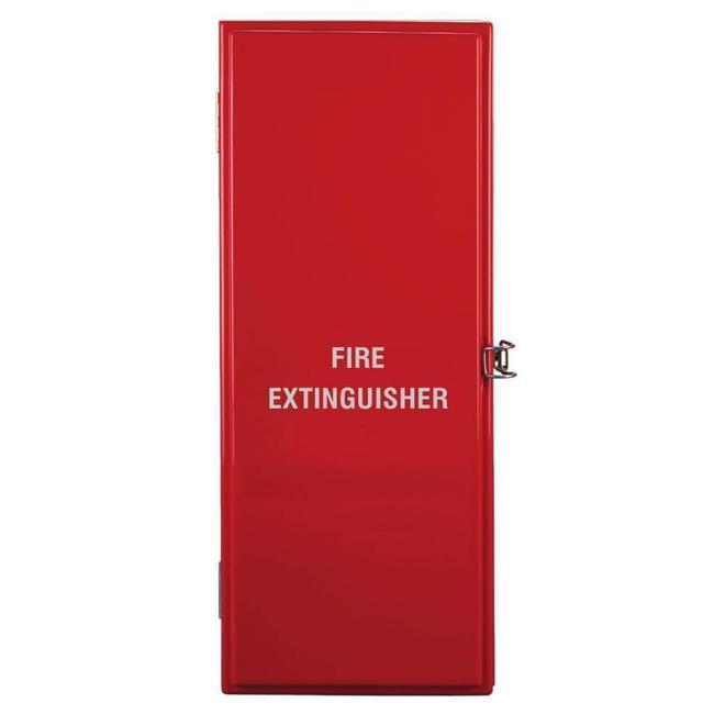 Brandbeveiligingshop Polyester beschermdoos 9-12kg/l