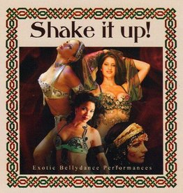 CD Shake it up! Exotic Bellydance performances