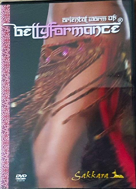 Bellyformance-DVD Warm-Up/Cool Down