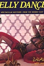 Belly dance CD Spectacular rhythms from the middle east