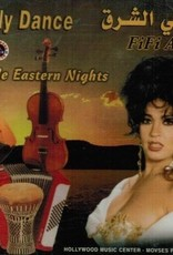 "Belly dance CD Fifi Abdo ""Middle Eastern Nights"""