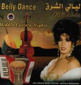"CD Fifi Abdo ""Middle Eastern Nights"""