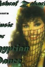 Belly dance CD Ashraf Zakaria - Music for Egyptian Dance