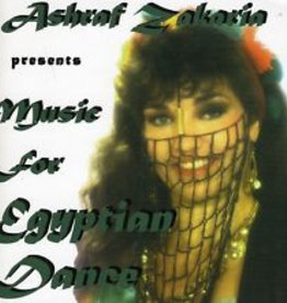 CD Ashraf Zakaria - Music for Egyptian Dance