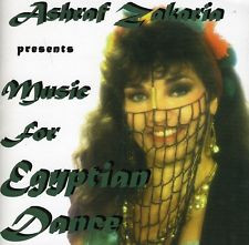 Bauchtanz CD Ashraf Zakaria - Music for Egyptian Dance