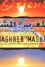 Belly dance CD From Maghreb to Mashreq