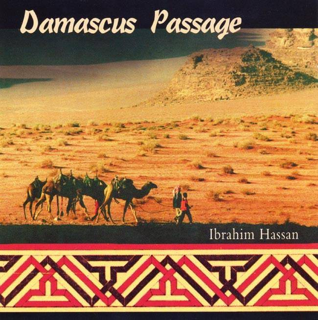 Superangebot; Bauchtanz CD Damascus Passage by Ibrahim Hassan