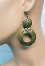 Ohrringe im orientalischen Design