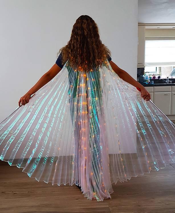 Isis wings multi led light