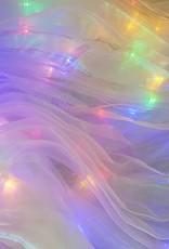 Isis wings rainbow led light