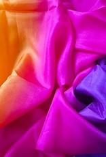 Sehr schöne Schleier in lila fuchsia orange