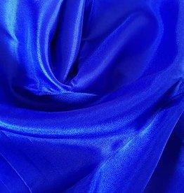 Silk belly dance veil blue